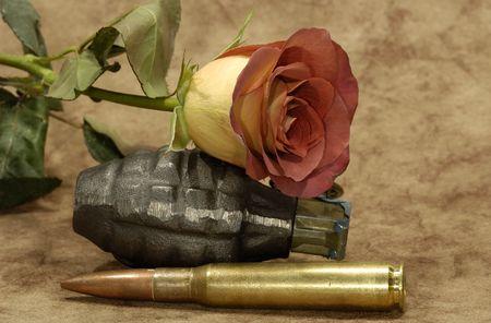 frag: War of the Roses Concept