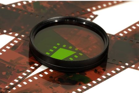 Photo of a Dual Tone Lense Filter
