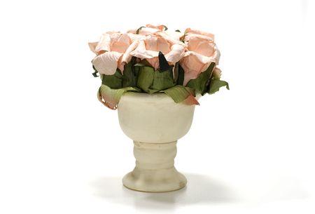 Photo of a Floral Arrangement Stock Photo