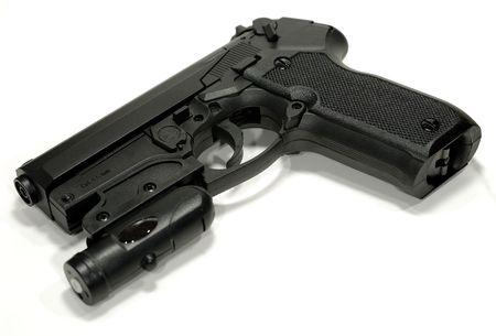 magnum: Photo de Pellet Gun Avec Laser Sight