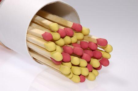 Photo of Match Sticks - Everyday Item Stock fotó