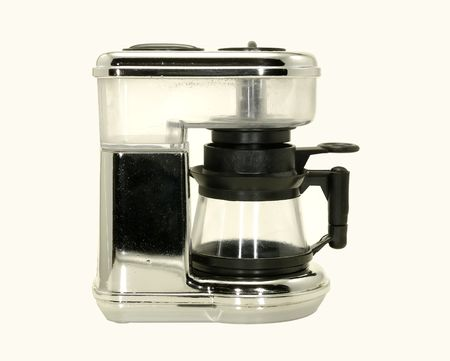 Photo of a Coffee Maker - Kitchen Related Object Stock Photo