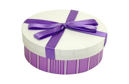 Photo of a Purple Gift Box - Everyday Object
