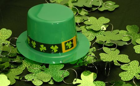 St. Patricks Day Items - Holiday Concept