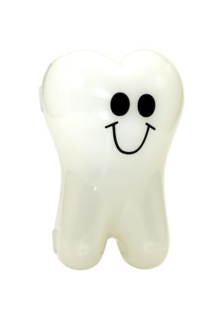 periodontal: Photo of a Plastic Toy Tooth - Dental Related