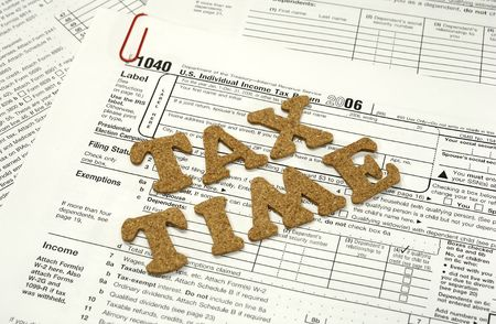 Photo of Tax Related Forms - Tax Related