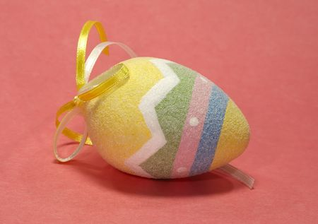 Photo of a Decorative Easter Egg - Easter Related