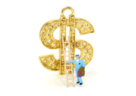 Financial Success Concept - Money Related Stock Photo