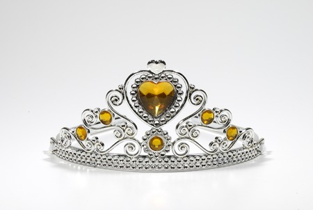 Photo of a Tiara With Jewels - Crown - Beauty Related Stockfoto