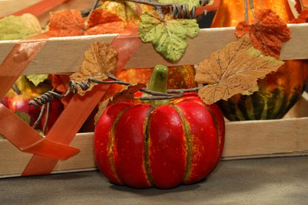 Photo of Fall  Autumn Related Items - Gord - Pumpkin Stock Photo