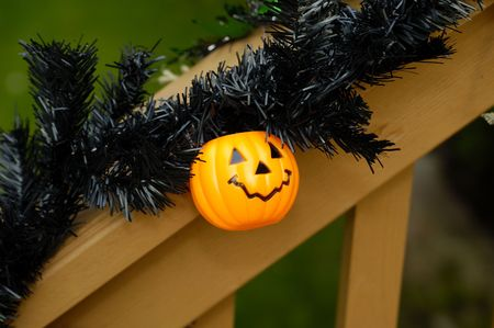 Photo of a Halloween Decoration - Holiday Related