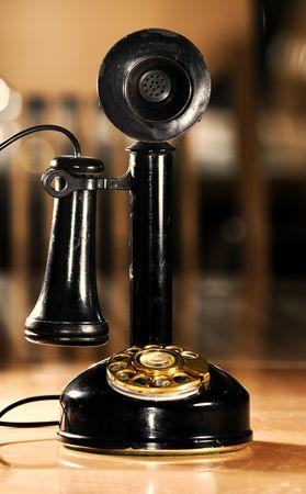 Millésime Téléphone  Banque d'images - 1976504