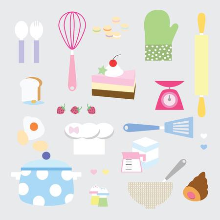the kitchenwear set