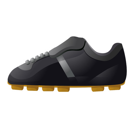 football cleats: Soccer football cleats boots Stock Photo