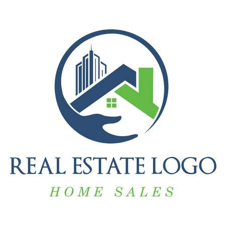 estates: Real estate Logo