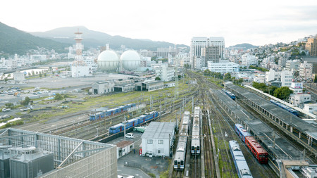 nagasaki: Nagasaki station