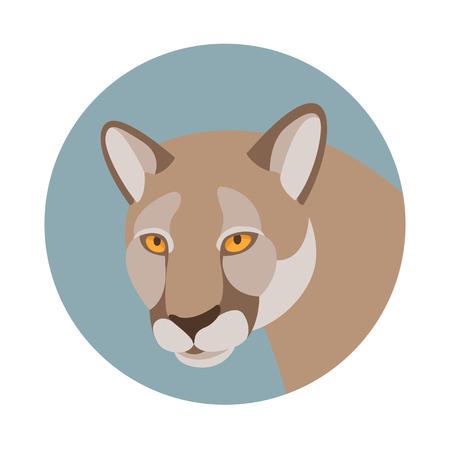 Puma head