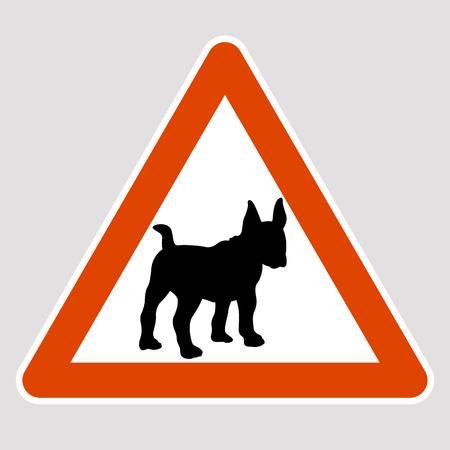 black silhouette road sign vector illustration profile