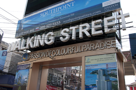 brothel: Walking Street  is a popular tourist attraction.