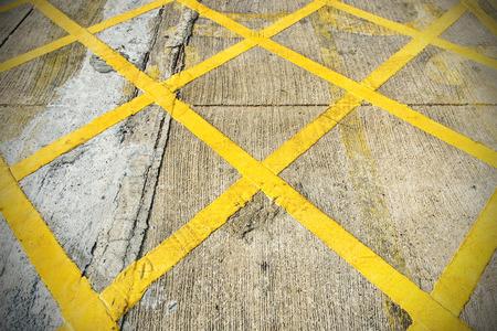 double lane: street
