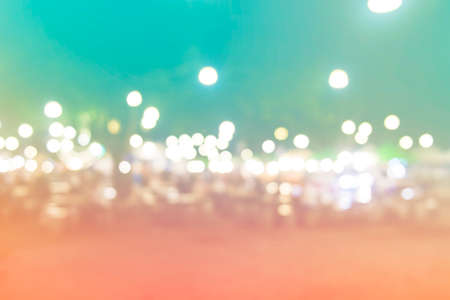 de focused bokeh light, abstract points pattern texture background