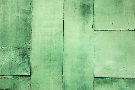 wall paint: Grunge concrete sheet  wall paint in green color