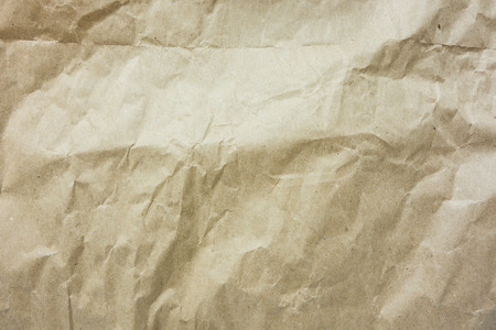 Recycle Wrinkled paper texture,eco concept photo