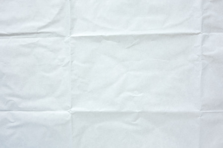Folded paper texture background,crumpled photo
