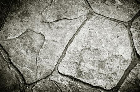 Stone tile background texture-decorative floor photo