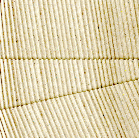 corrugated cardboard: Brown corrugated cardboard sheet background