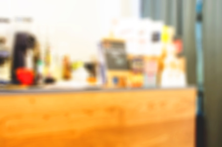 unclear: Blur cafe background,cafe environment