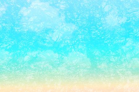nakładki: Abstract Grunge texture background,summer color tone.
