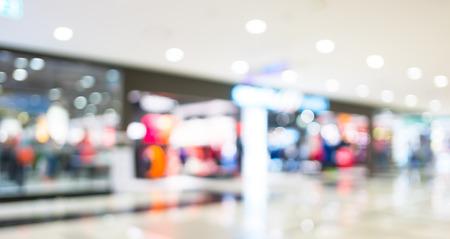compras: fondo borroso: tienda de compras. Foto de archivo