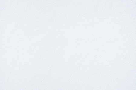 Clean white paint concrete wall texture background. Stock Photo