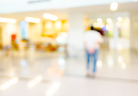 doctor appointment: Blurred patient waiting for see doctor,abstract background