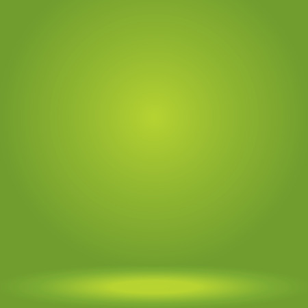 green studio room background,Background for adding your content.