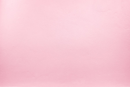 pink pastel color paint on cement wall, Texture background.