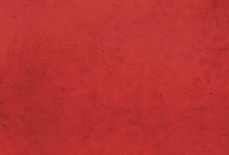red color mulberry paper texture background.