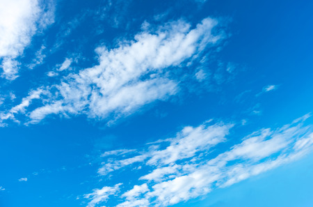 blue ray: Cloud and Blue sky with sun ray ,Natural background.
