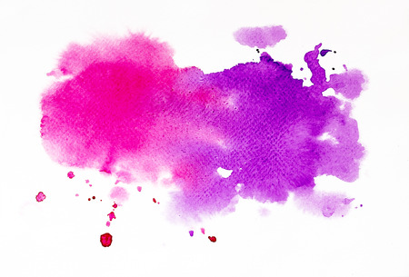 pink and purple watercolor texture background.