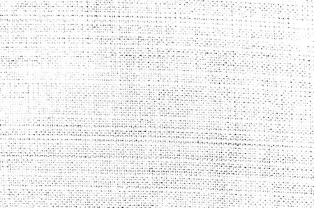 Fabric Texture: Close up fabric texture in black and whtie color ,Texture for overlay on your design for get grunge look
