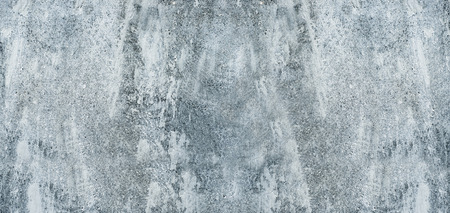 Close up long stone concrete wall texture background.