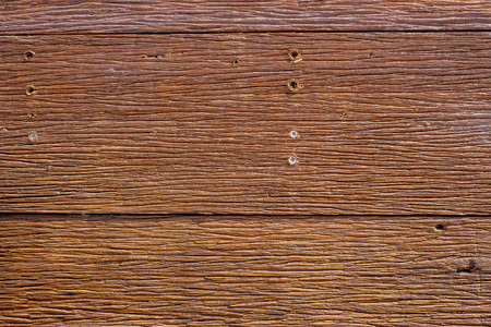 pealing: Close up rustic wood floor  texture background.