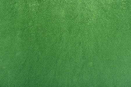 dark green color leather texture background. Stock Photo