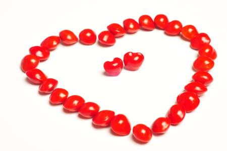 Saga Seed - Hearts binding Stock Photo - 9947521