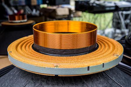 speaker part on music object