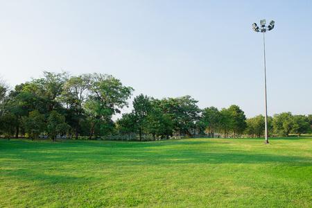 Public gardens in Thailand