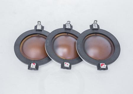 Voice coil speakers