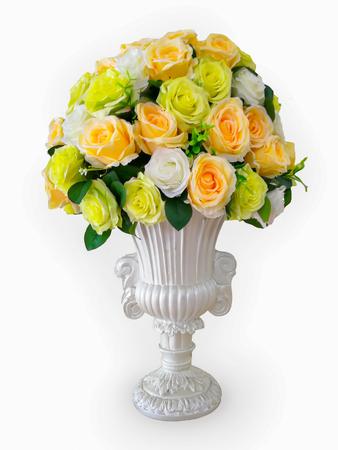 Artificial flowers roses from foam pink blue and white red yellow artificial flowers roses from foam pink blue and white red yellow brown collected in a bouquet mightylinksfo