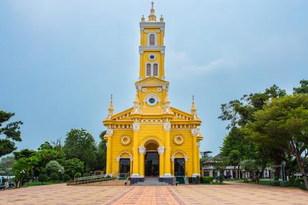 St Joseph Catholic Church in Ayutthaya, Thailand
